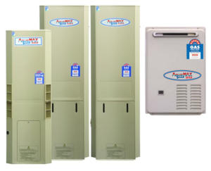AquaMAX Gas hot water heaters Brisbane, Sydney, Gold Coast, Sunshine Coast and Newcastle
