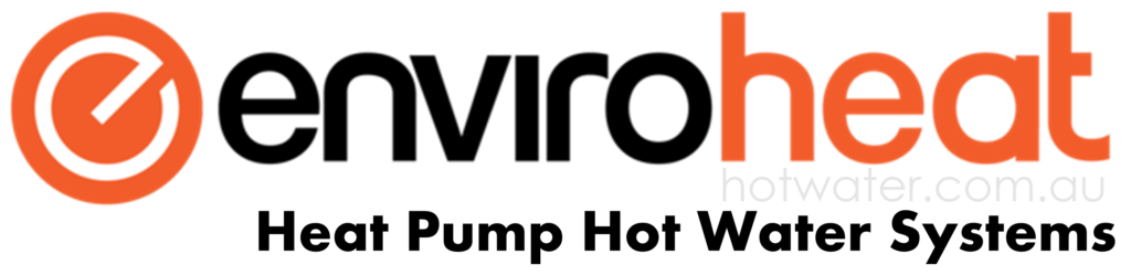Enviroheat hot water systems enviroheatpump energy effificent water heating systems