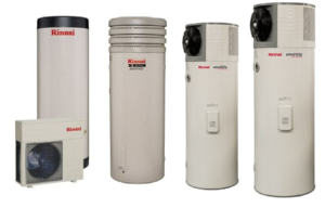 Rinnai heat pump hot water systems