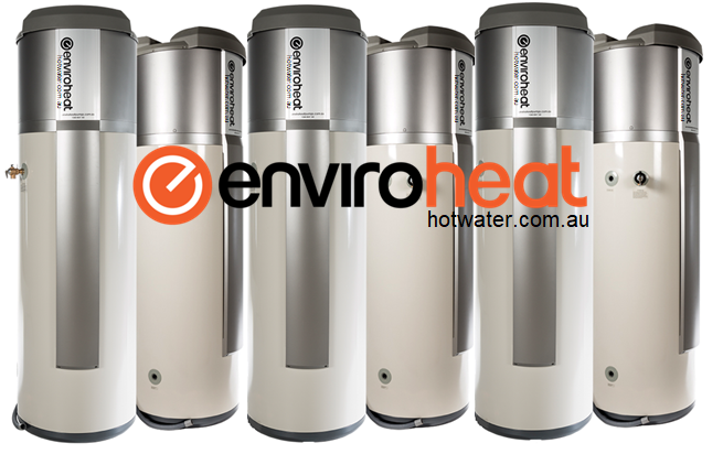 Hot water system reviews Enviroheat heat pump
