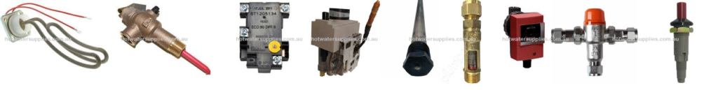 Hot water heater spare parts